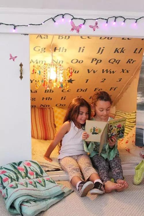 如果孩子有这样的1平方米,可能会爱上阅读